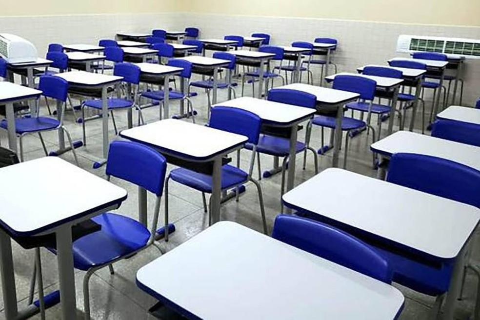 Governo do PA autoriza retomada das aulas no PA — Foto: Agência Pará
