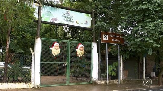 Prefeitura de Votorantim fecha Parque do Matão após morte de macacos