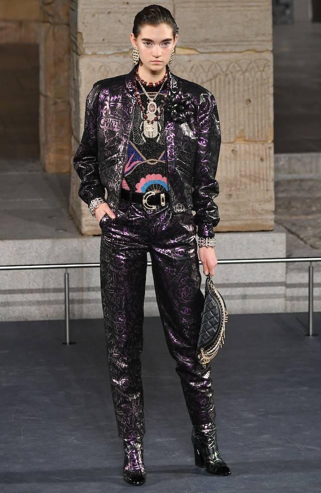 Chanel - Métiers d'Art Pre-fall 2019 (Foto: Getty Images)