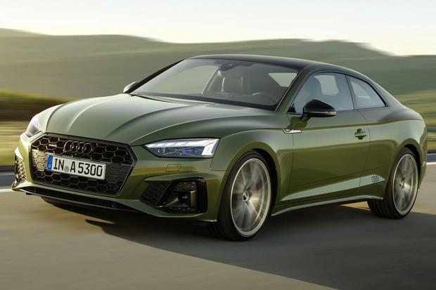 O novo Audi A5 Coupé (Foto: Divulgação)