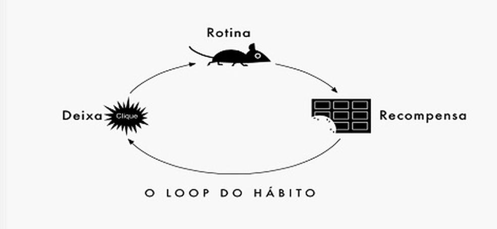 Loop do Hábito — Foto: O Poder do Hábito