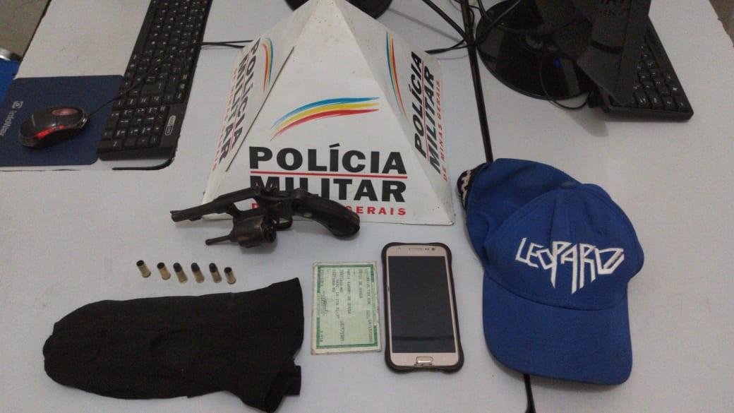 Jovem é baleado em Santana do Paraíso; suspeito foi preso pela PM  - Notícias - Plantão Diário