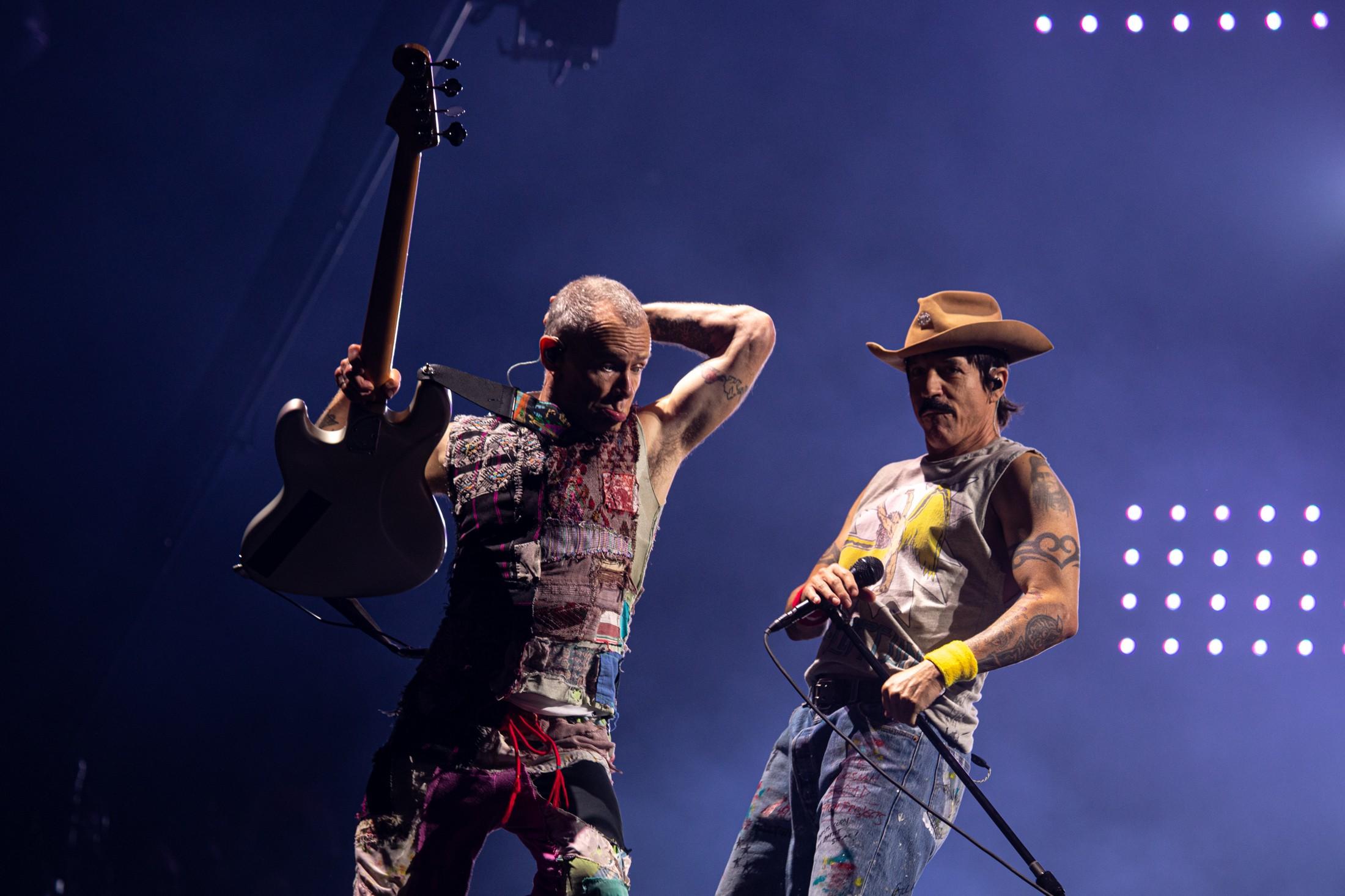 Red Hot Chili Peppers vende catálogo para fundo britânico em acordo estimado em US$ 150 milhões