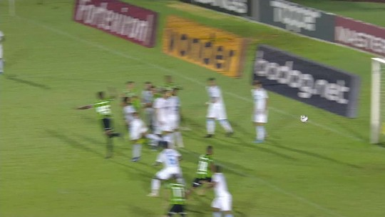 Londrina 0x1 América-MG: veja o gol e os melhores lances do jogo da 34ª rodada da Série B