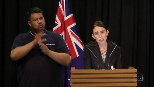 Nova Zelândia proíbe venda de fuzis e armas semiautomáticas após ataque com 50 mortos