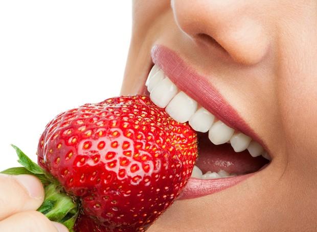 Alimentos que ajudam nos dentes (Foto: Thinkstock)