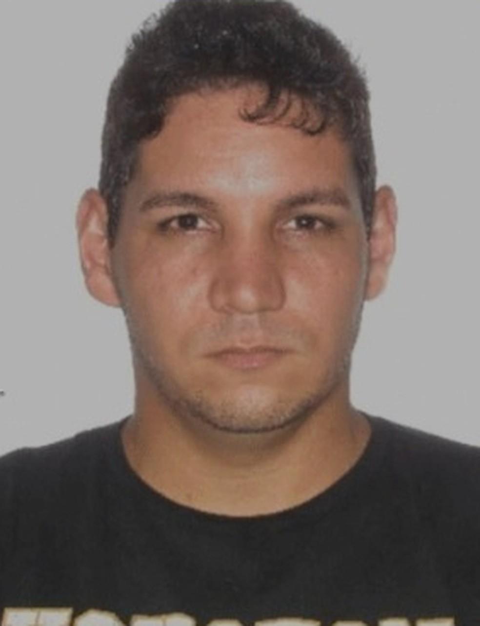 Salomão Matos dos Santos, de 32 anos, foi morto a tiros em São José de Ribamar (MA) — Foto: Divulgação/PM-MA