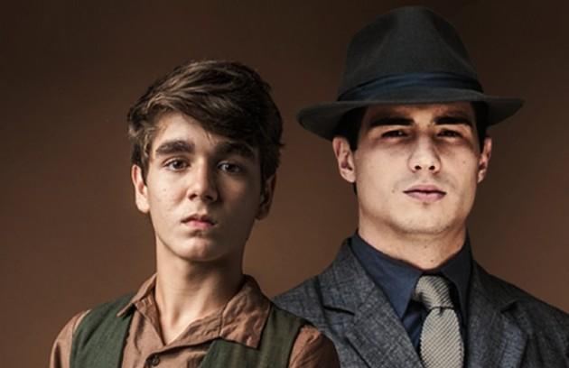 Carlos, que na primeira fase é vivido por Xande Valois, será intepretado por Danilo Mesquita. Na história, o rapaz conseguirá se tornar um estudante de medicina, como sempre sonhou (Foto: TV Globo)