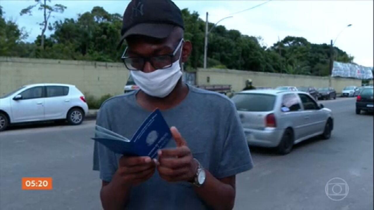 Indicador do IBGE sobre desemprego na pandemia registra alta de quase 36% em outubro