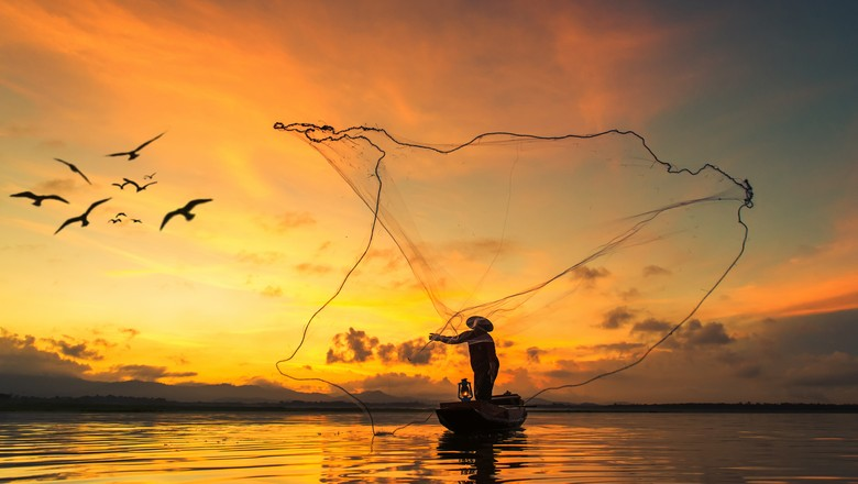 dinorath-pescador-cronica (Foto: Thinkstock)