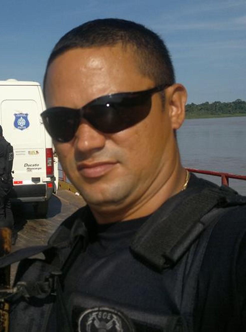 Policial penal Thiago Alfaia morre com Covid-19 em Porto Velho — Foto: Facebook/Reprodução