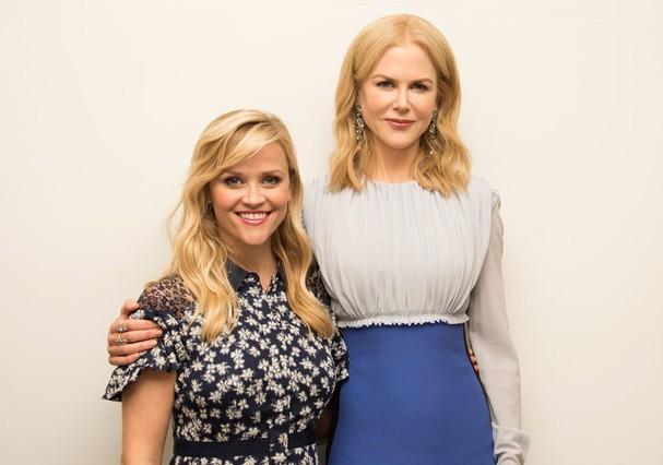 Nicole Kidman e Reese Whiterspoon (Foto: Reprodução )