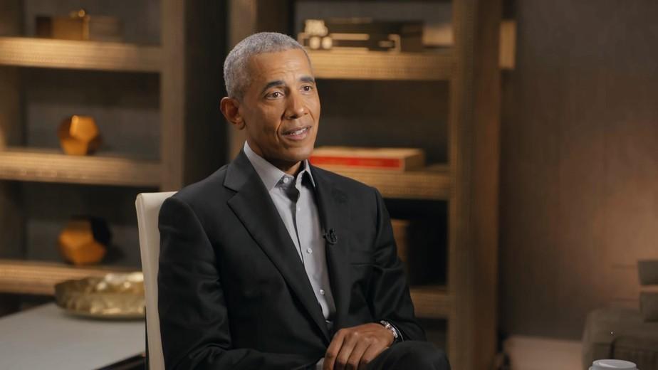 Barack Obama comenta 'pólvora e saliva' de Bolsonaro: 'Com a nova  administração de Biden, há uma oportunidade de redefinir essa relação' |  Conversa com Bial | Gshow