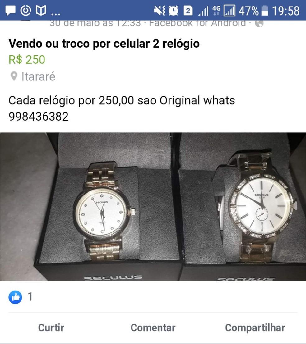 Produtos comprados com cartões bancários furtados em Teresina eram vendidos na Internet — Foto: Divulgação/PC