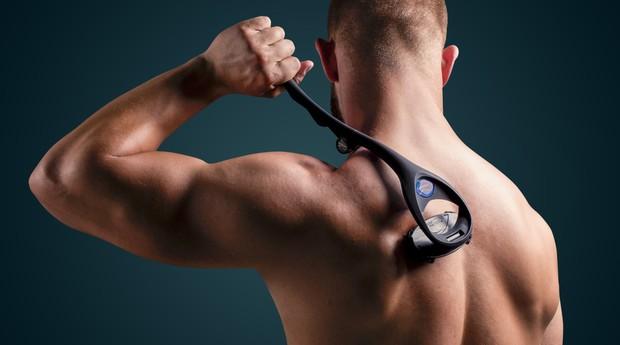 Bakblade promete resolver os problemas de depilação masculina (Foto: Divulgação)