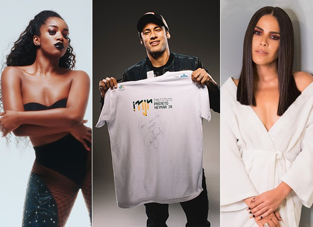 Instituto Projeto Neymar Jr. promove segunda edição do Concerto Feliz Natal Brasil , com IZA e Wanessa Camargo  (Foto: Reprodução/ Instagram, Divulgação)
