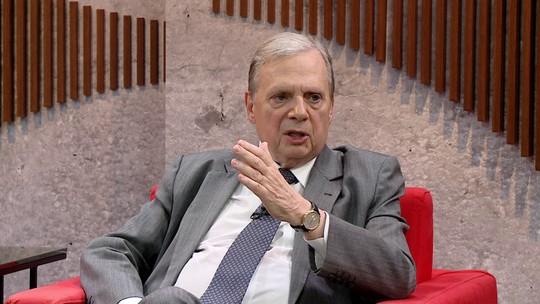 Jereissati sobre indicação de Eduardo Bolsonaro à embaixada: 'Mais problemática que já vi'