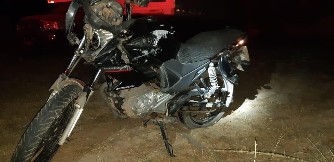 Motociclista morre atropelado após colidir na traseira de caminhão no MA - Notícias - Plantão Diário