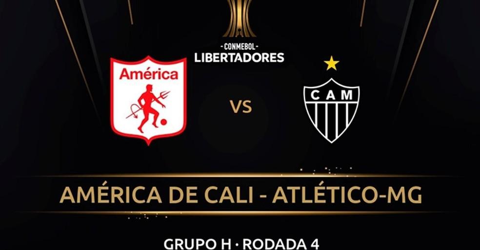 America De Cali X Atletico Mg Ao Vivo Onde Assistir Ao Jogo Da Libertadores Streaming Techtudo