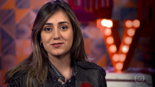 'The Voice Brasil': Conheça a participante Anna Julia