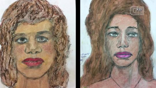FBI publica retratos feitos por serial killer para identificar vítimas