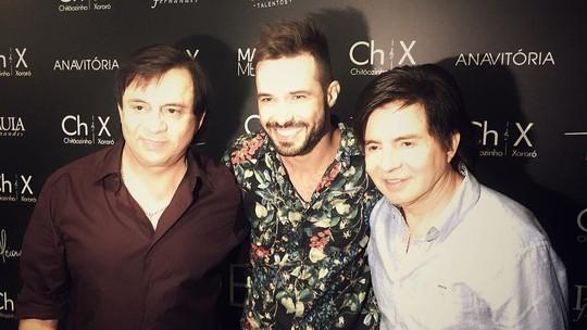Sérgio Dalcin recebe elogios de Chitãozinho & Xororó por apresentação no 'The Voice Brasil': 'Ficaram honrados com a escolha da música'