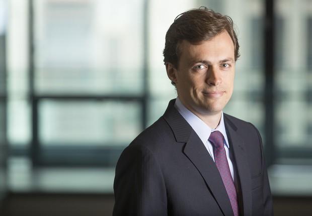 Mateus Carneiro, head global de Recursos Humanos do banco BTG (Foto: Divulgação)