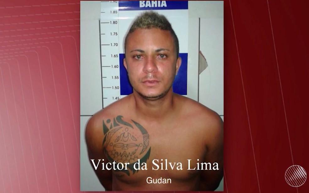 Suspeito de 22 anos foi morto em confronto com a polícia (Foto: Reprodução/TV Bahia)