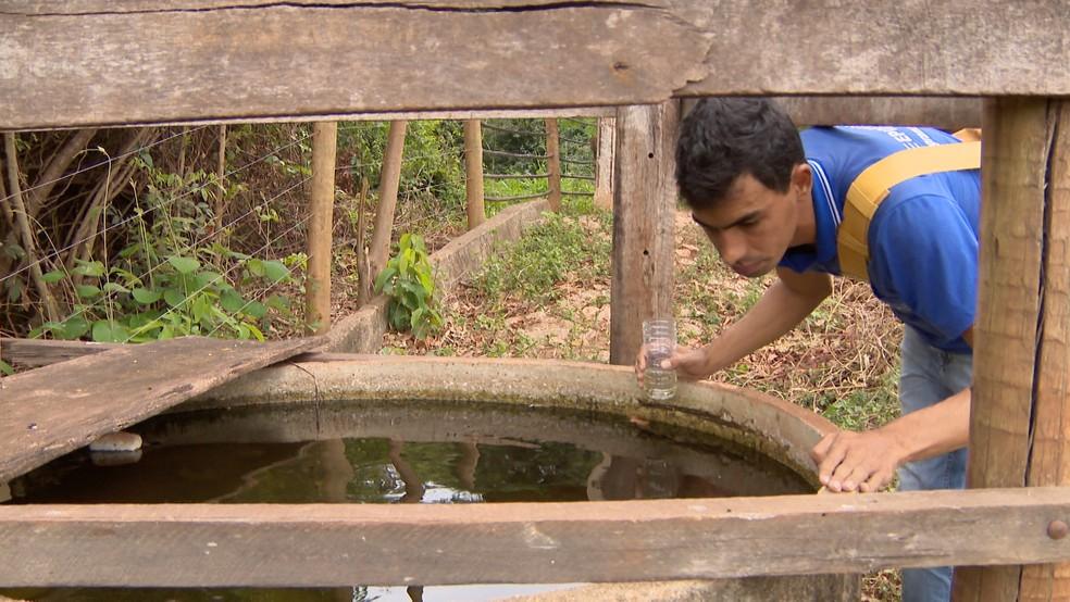 Ceará é o segundo estado com maior número de casos da doença, atrás apenas de Goiás.  (Foto: Reprodução/TV Integração)