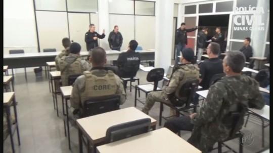 Polícia Civil cumpre mandados contra facção criminosa em cidades do Sul de MG