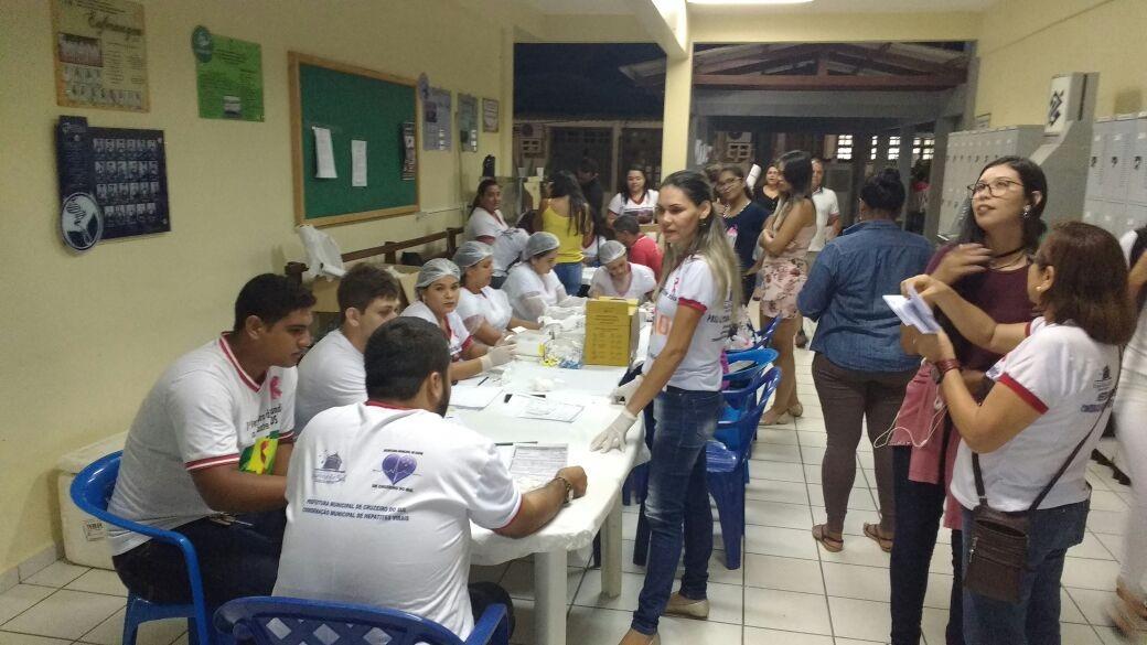 Cruzeiro do Sul registra mais de 50 casos de sífilis até outubro de 2017, diz Saúde