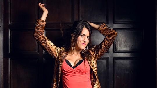 Luciana Paes comenta as expressões de Kika em 'Vade Retro'