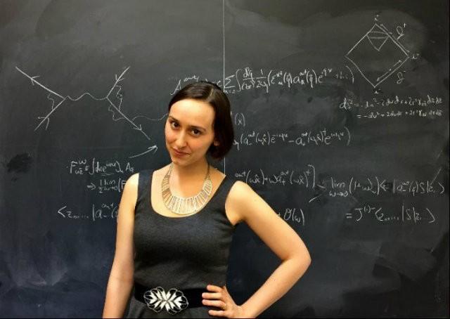 A 'sucessora' de Albert Einstein é uma garota de 25 anos