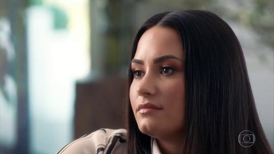 Antes de ser internada, Demi Lovato usou droga contra efeitos da heroína