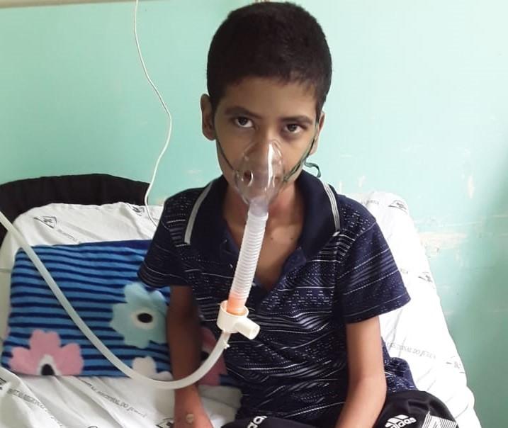 Menino do AC com doença cardíaca tem cirurgia rejeitada: 'não aguentaria', lamenta mãe - Notícias - Plantão Diário
