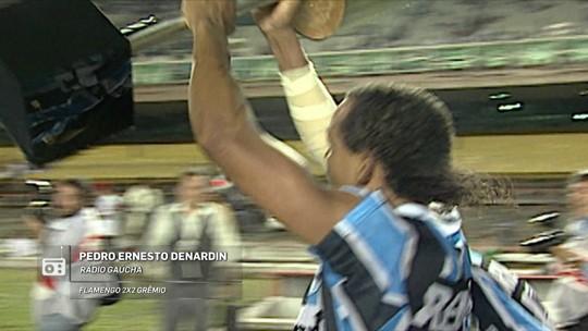 Redação AM: Pedro Ernesto Denardin narra o título do Grêmio da Copa do Brasil de 1997