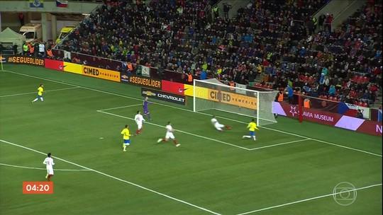 Brasil vence a República Tcheca por 3 a 1