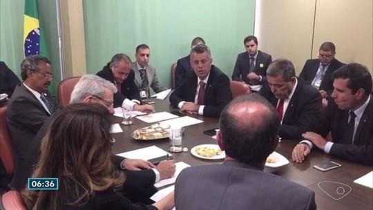 Deputados federais anunciam R$ 110 milhões para o Espírito Santo