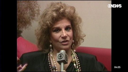 Veja VÍDEOS da carreira de Tônia Carrero