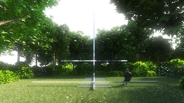 Arquiteta brasileira projeta capela para Vaticano (Foto: Reprodução)
