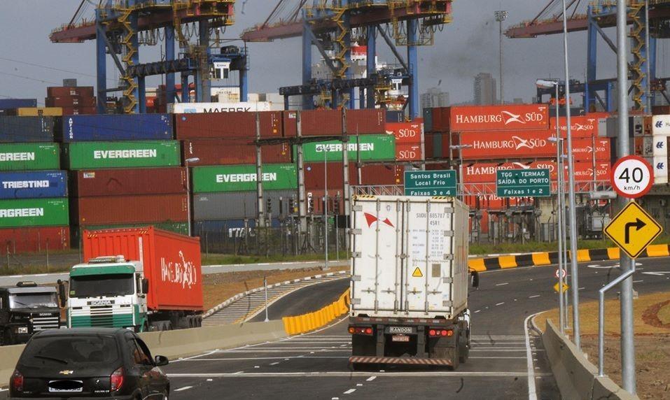 Exportação do agronegócio do Brasil cai 0,4% no 1º trimestre para US$ 21,4 bilhões, diz CNA
