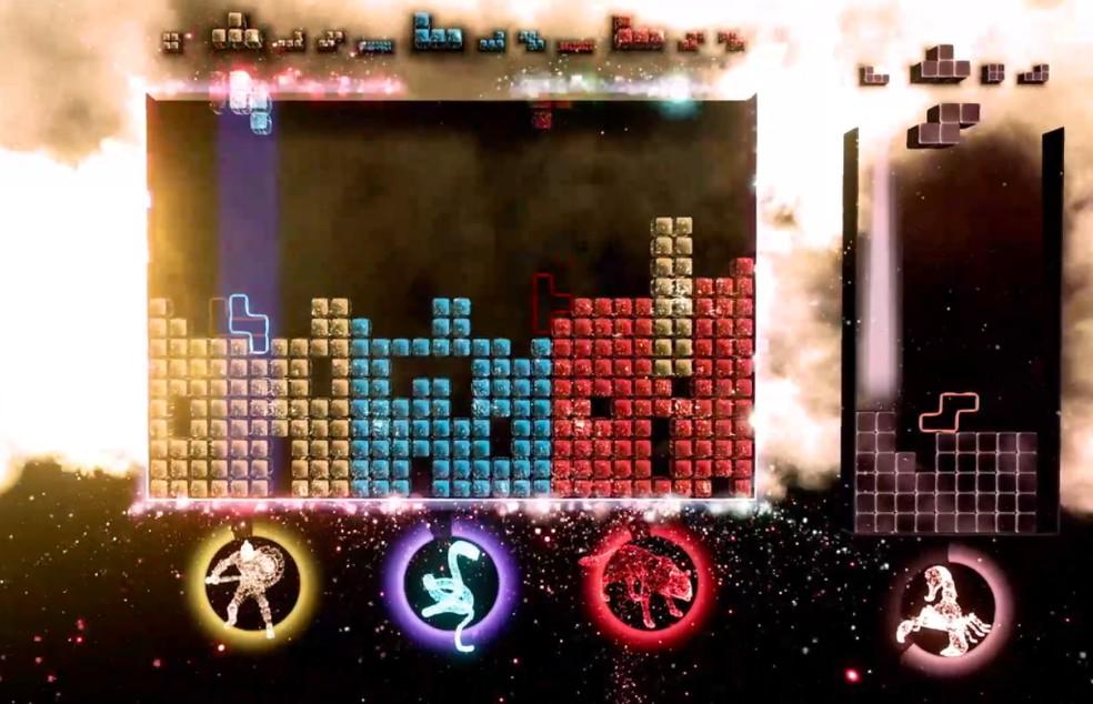 Tetris Effect Connected — Foto: Divulgação/Microsoft