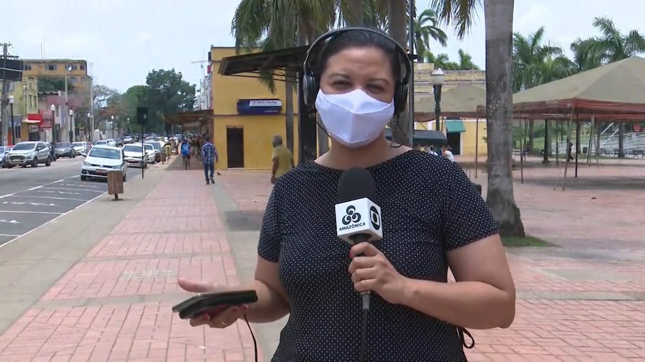 População tem relaxado em relação ao uso de máscaras em Rio Branco
