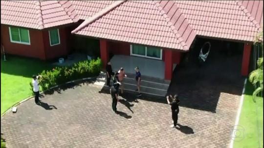 Estelionatários são presos na Tailância depois de ficarem nove anos foragidos