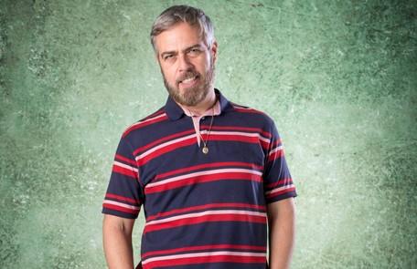 No sábado (17), Antônio (Anderson Müller) contará a Paloma que viu Ramon com outra mulher TV Globo