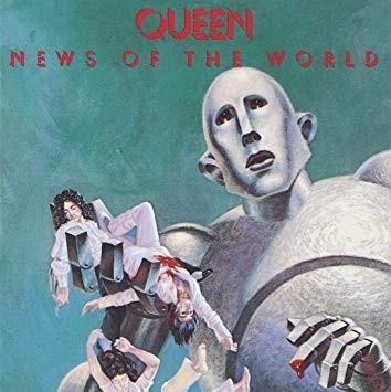 News of the World, do Queen (Foto: Reprodução)