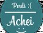 Perdi mas Achei