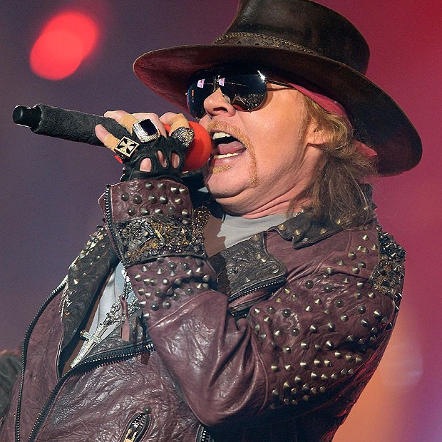 Axl Rose (Foto: GettyImages)