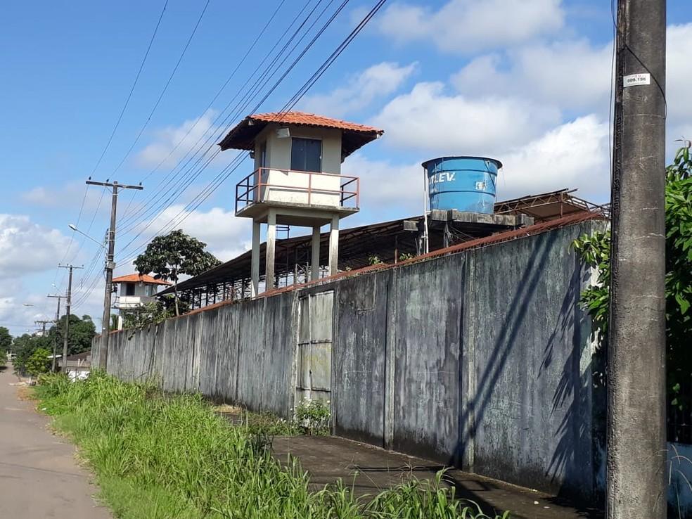 CIP fica no bairro Novo Buritizal, na Zona Sul de Macapá — Foto: Singsep/Divulgação