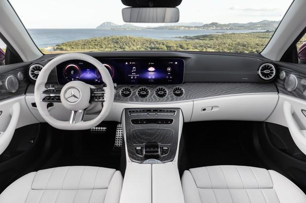 Mercedes-Benz Classe E Cabriolet (Foto: Divulgação)